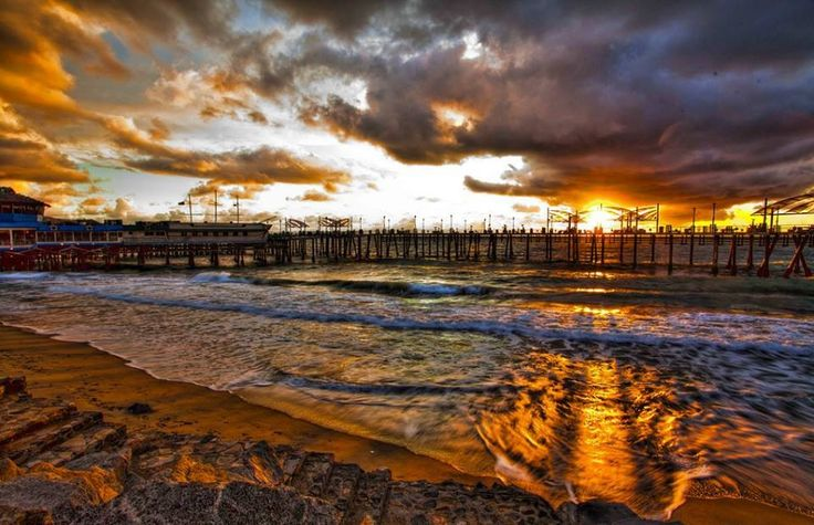 Redondo Beach Sunset