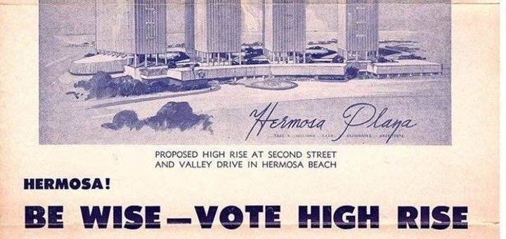 Let it happen here… Be Wise – Vote High Rise (?)