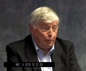 CenterCal Fred Bruining deposition