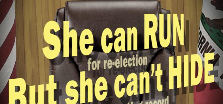 Laura Emdee Can Run, But She Can't Hide
